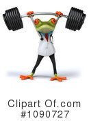 Doctor Frog Clipart #1090727 by Julos