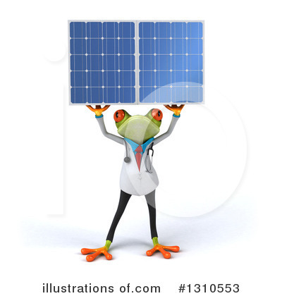 Solar Power Clipart #1310553 by Julos