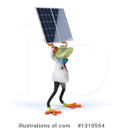 Solar Power Clipart #1310554 by Julos