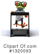 Doctor Frog Clipart #1320093 by Julos