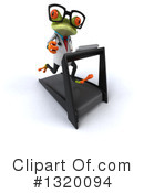 Doctor Frog Clipart #1320094 by Julos