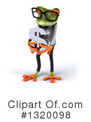 Doctor Frog Clipart #1320098 by Julos