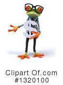Doctor Frog Clipart #1320100 by Julos