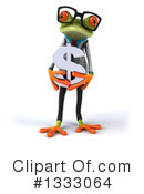 Doctor Frog Clipart #1333064 by Julos
