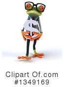 Royalty-Free (RF) Doctor Frog Clipart Illustration #1349169