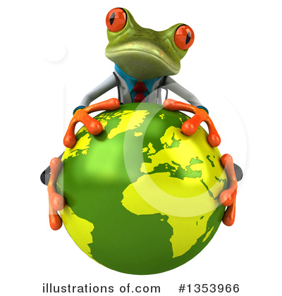 Doctor Frog Clipart #1353966 by Julos