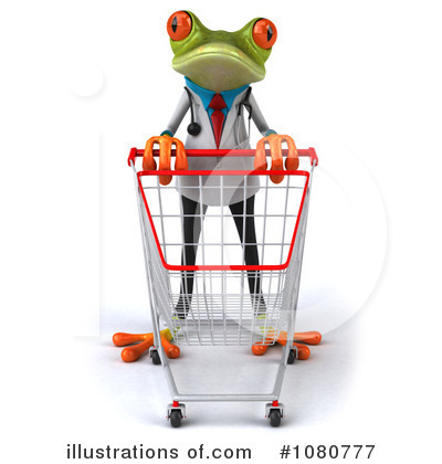 Doctor Frog Clipart #1080777 by Julos