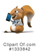 Doctor Squirrel Clipart #1333842 by Julos