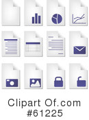 Documents Clipart #61225 by Kheng Guan Toh