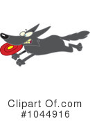 Dog Clipart #1044916 by toonaday