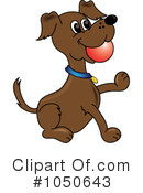 Dog Clipart #1050643 by Pams Clipart