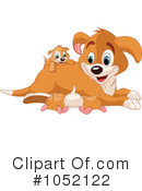 Royalty-Free (RF) Dog Clipart Illustration #1052122