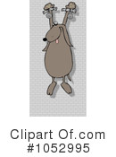 Royalty-Free (RF) Dog Clipart Illustration #1052995
