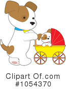 Dog Clipart #1054370 by Maria Bell
