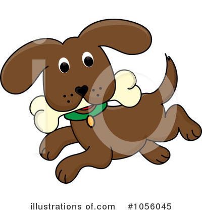 Puppy Clipart #1056045 by Pams Clipart