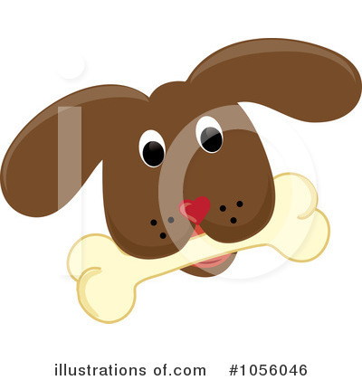 Puppy Clipart #1056046 by Pams Clipart