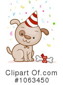 Royalty-Free (RF) Dog Clipart Illustration #1063450
