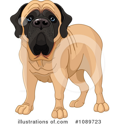 Dog Clipart #1089723 by Pushkin