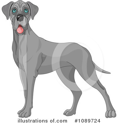 Dog Clipart #1089724 by Pushkin