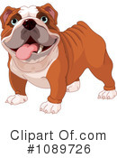 Royalty-Free (RF) Dog Clipart Illustration #1089726