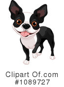 Royalty-Free (RF) Dog Clipart Illustration #1089727