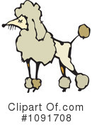 Royalty-Free (RF) Dog Clipart Illustration #1091708