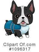 Royalty-Free (RF) Dog Clipart Illustration #1096317
