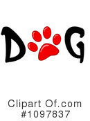 Dog Clipart #1097837 by Hit Toon