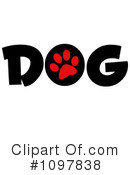Dog Clipart #1097838 by Hit Toon