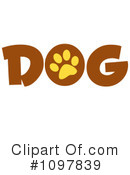 Dog Clipart #1097839 by Hit Toon