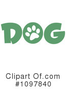 Dog Clipart #1097840 by Hit Toon
