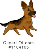 Dog Clipart #1104165 by BNP Design Studio