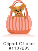 Dog Clipart #1107299 by Amanda Kate