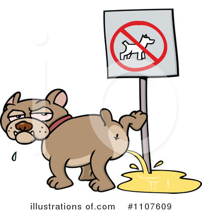 Dog Clipart #1107609 by gnurf