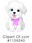 Royalty-Free (RF) Dog Clipart Illustration #1109340