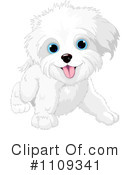 Dog Clipart #1109341 by Pushkin