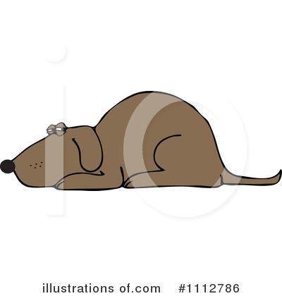 Dog Clipart #1112786 by djart