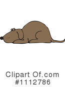 Royalty-Free (RF) Dog Clipart Illustration #1112786