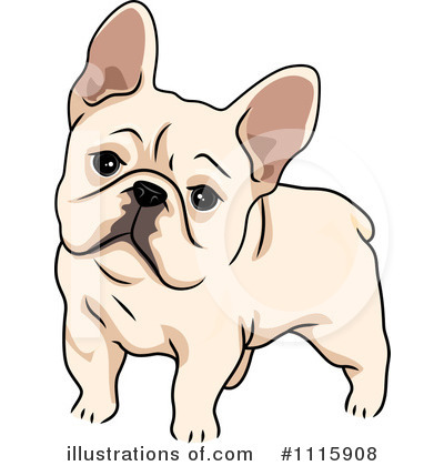 Royalty-Free (RF) Dog Clipart Illustration #1115908 by BNP Design