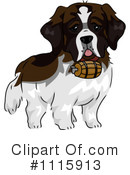 Dog Clipart #1115913 by BNP Design Studio