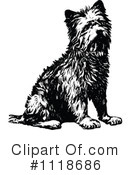 Royalty-Free (RF) Dog Clipart Illustration #1118686
