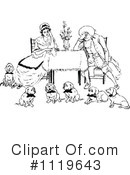 Royalty-Free (RF) Dog Clipart Illustration #1119643
