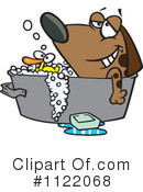 Dog Clipart #1122068 by toonaday