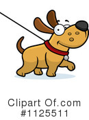 Royalty-Free (RF) Dog Clipart Illustration #1125511