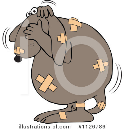 Dog Clipart #1126786 by djart