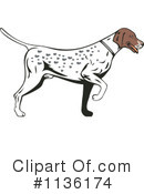Dog Clipart #1136174 by patrimonio