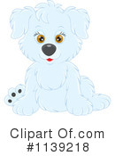Dog Clipart #1139218 by Alex Bannykh