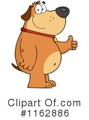 Dog Clipart #1162886 by Hit Toon
