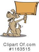 Dog Clipart #1163515 by Andy Nortnik