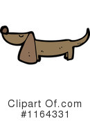 Dog Clipart #1164331 by lineartestpilot